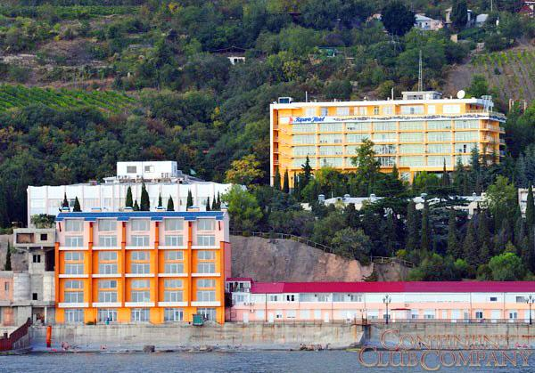 Курортный комплекс «Ripario Hotel Group» , пос. Отрадное (г. Ялта)